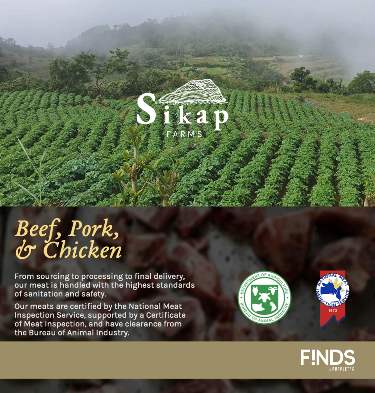 Sikap Farms | Online Meat Store | finds.purpletag.com