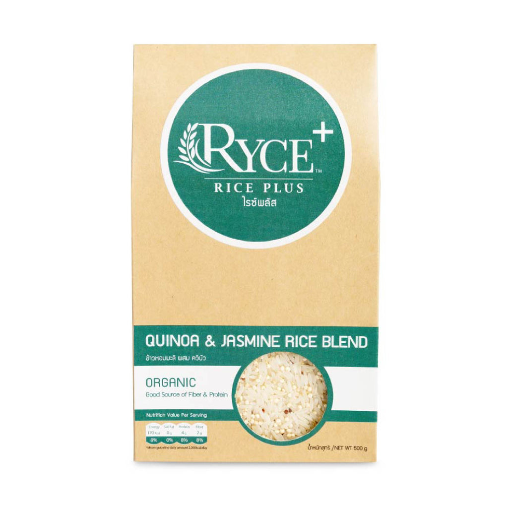 Ryce Plus Quinoa and Jasmine Rice Blend