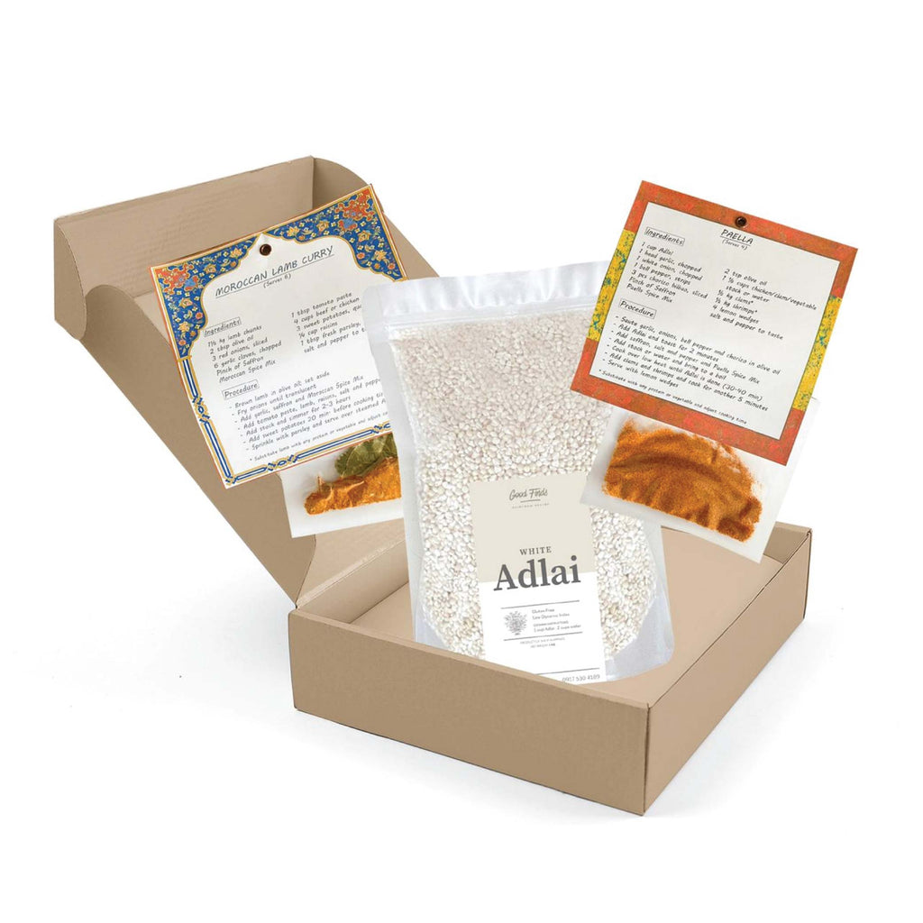 Adlai Medley - Grain & Spice Recipe Kit