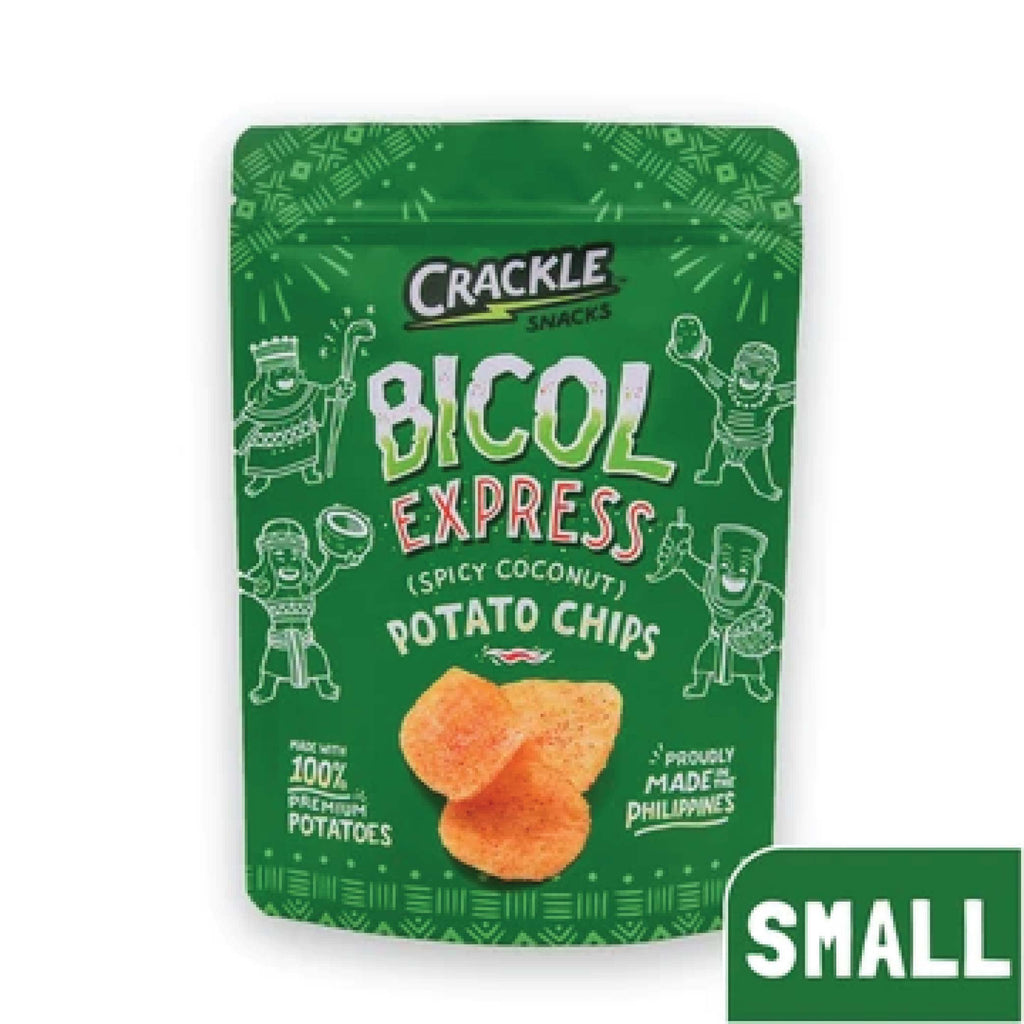 Bicol Express Potato Chips - Small | 60g