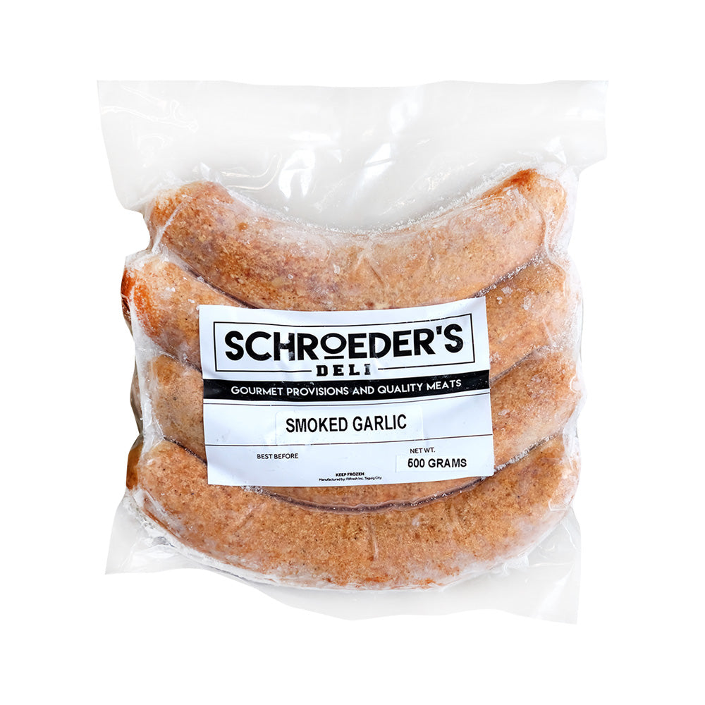 Smoked Garlic Sausage | 500g