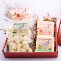 Gift Box - 2 8oz Blocks & 2 8oz Curds - Your Choice!