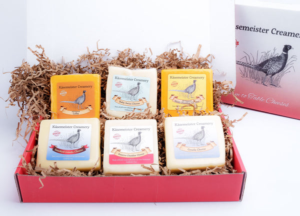 Gift Box - 6-8oz Blocks - Our Bestsellers