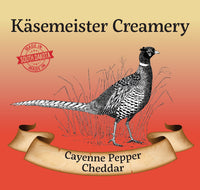 Cayenne Pepper Cheddar - 8oz