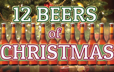 12 BEER STYLES OF CHRISTMAS