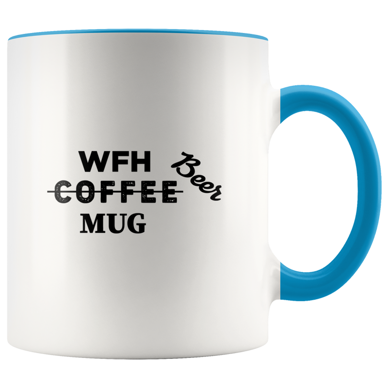 Beer Mug - WFH Coffee