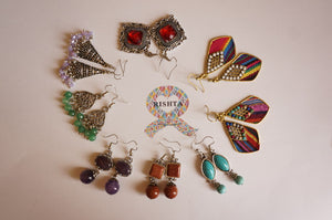 Pias → Earrings 交換