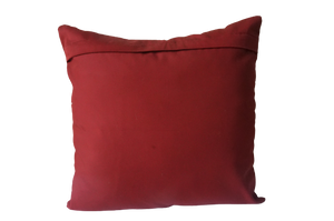 Suzani  CushionCover red -7