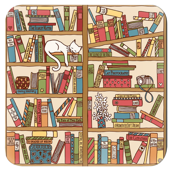 Books - Coasters