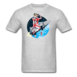 Rocket Girl - Men's T-Shirt - heather gray