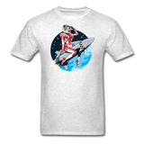 Rocket Girl - Men's T-Shirt - light heather gray