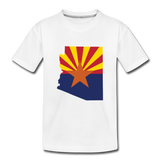 Arizona - Kids' Premium T-Shirt - white