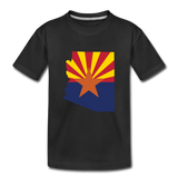 Arizona - Kids' Premium T-Shirt - black