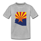 Arizona - Kids' Premium T-Shirt - heather gray