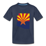 Arizona - Kids' Premium T-Shirt - navy