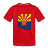 Arizona - Kids' Premium T-Shirt - red