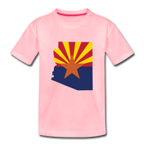 Arizona - Kids' Premium T-Shirt - pink