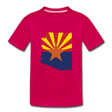 Arizona - Kids' Premium T-Shirt - dark pink