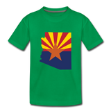Arizona - Kids' Premium T-Shirt - kelly green