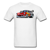 Hot Rod - Retro - Unisex Classic T-Shirt - white