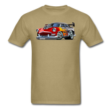 Hot Rod - Retro - Unisex Classic T-Shirt - khaki