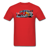 Hot Rod - Retro - Unisex Classic T-Shirt - red