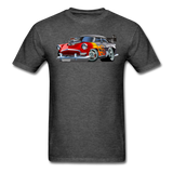 Hot Rod - Retro - Unisex Classic T-Shirt - heather black