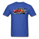 Hot Rod - Retro - Unisex Classic T-Shirt - royal blue