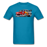 Hot Rod - Retro - Unisex Classic T-Shirt - turquoise