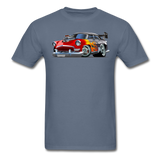Hot Rod - Retro - Unisex Classic T-Shirt - denim