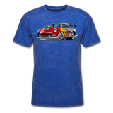 Hot Rod - Retro - Unisex Classic T-Shirt - mineral royal