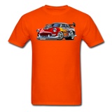 Hot Rod - Retro - Unisex Classic T-Shirt - orange