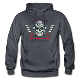 Aviator - Air Ace - Gildan Heavy Blend Adult Hoodie - charcoal gray