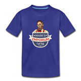 SPOD - Mark's Emporium Logo - Kids' Premium T-Shirt - royal blue