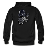 Darth Vader - Hot Rod - Gildan Heavy Blend Adult Hoodie - black