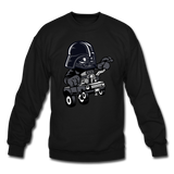 Darth Vader - Hot Rod - Crewneck Sweatshirt - black