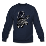 Darth Vader - Hot Rod - Crewneck Sweatshirt - navy