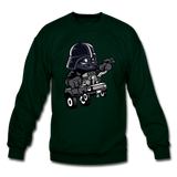 Darth Vader - Hot Rod - Crewneck Sweatshirt - forest green