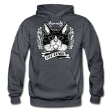 Cat Lover - Gildan Heavy Blend Adult Hoodie - charcoal gray