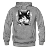 Cat Lover - Gildan Heavy Blend Adult Hoodie - graphite heather