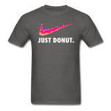 Just Donut v2 - Unisex Classic T-Shirt - charcoal