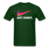 Just Donut v2 - Unisex Classic T-Shirt - forest green