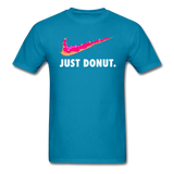 Just Donut v2 - Unisex Classic T-Shirt - turquoise