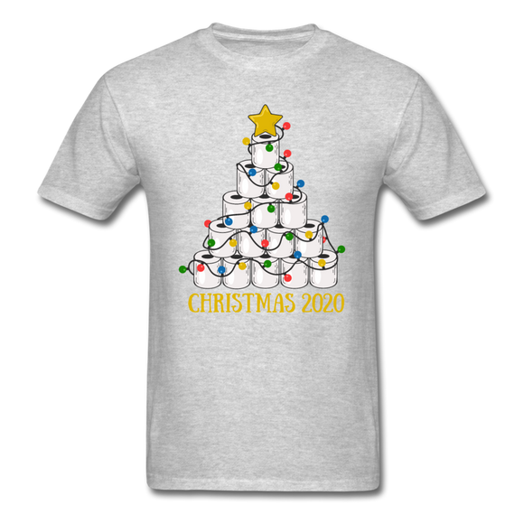2020 - Christmas - Toilet Paper - Unisex Classic T-Shirt - heather gray