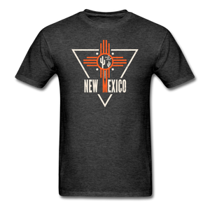 Albuquerque, New Mexico - Men's T-Shirt - heather black