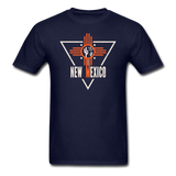 Albuquerque, New Mexico - Men's T-Shirt - navy