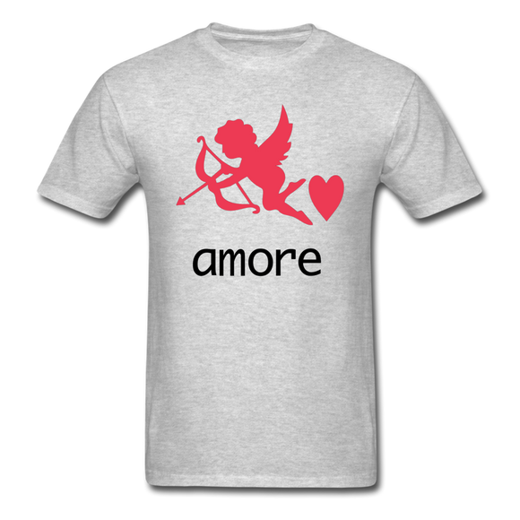 Cupid - Amore - Unisex Classic T-Shirt - heather gray