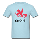Cupid - Amore - Unisex Classic T-Shirt - powder blue