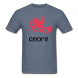 Cupid - Amore - Unisex Classic T-Shirt - denim
