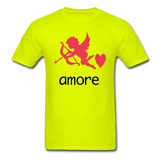 Cupid - Amore - Unisex Classic T-Shirt - safety green